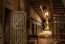Haunted places / by Lezli Muse