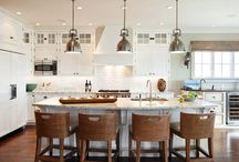 home | kitchen and dining / by Amy Bishop