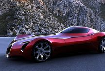 Cars Exotic / by j k