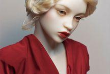 oO Amazing Dolls Oo / by Acrilyca P_R