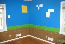 Minecraft!!!!!!!!!!!!!!!!! / by Laura Bracy