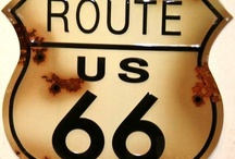 Route 66 / travel / by Tammi Pinaholic