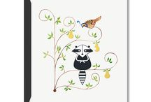 Christmas Critters / Boxed holiday cards with animal magnetism.  / by William Arthur Fine Stationery