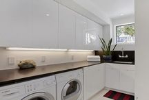 Laundry design / by Jacinta Elston