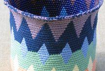 Crochet; tapestry / Tessa87 tarafından