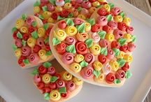Edible Art - Cookie Creations / by Lisa Safi