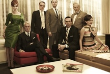 Mad Men  / by Tracy Zorich
