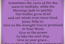 prayer / by Linda Cozzi