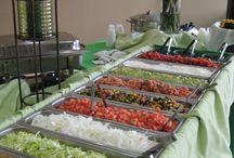 Wedding Food Ideas / by Pattie Lady