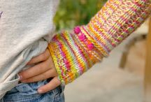 knitting & crocheting / by Michelle Hulse