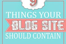 Blogging / by Laurie Weiss Kohlschmidt