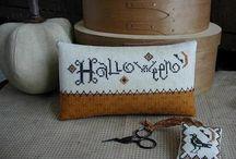 Fall & Halloween / by Pam Buda ~ Heartspun Quilts