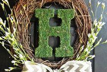 Wreaths / by Krista Middleton