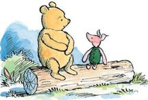 Classic Pooh.... / by Tammy Cline