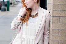 EWB business & fashion shoot / by Christina Elyse