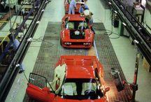 Ferrari, in period photographs / by Dustin Wetmore