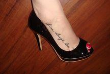 tattoos I'll never get / by Elizabeth Lane