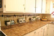 Kitchen Ideas / by Amy Gouchee Gradoville