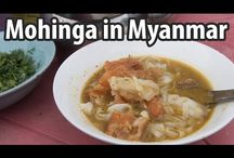 Myanmar Food and Travel / by Mark Wiens
