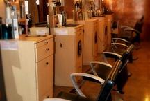 salon ideas / by Laura Stewart