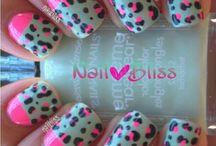 Neon Nails / by sarah mcmullan