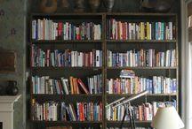 Home Library / by Amanda Watkins