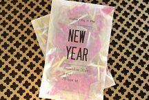 - New Year - / by Lissy Poghen