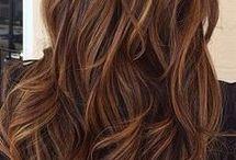 Hair ideas / by Kristen Broadhead