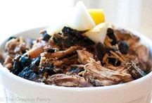 Take it sloooooow (crockpot recipes) / All about the crock... / by Robin Epstein