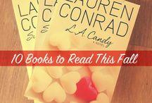 Books :) / by Jeramie Merrell