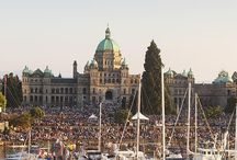 Victoria, BC / Around the capital city we call home, Victoria, BC. / by The Parkside Hotel & Spa