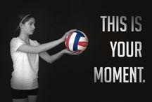 Volleyball  / by Kirksley Wainwright