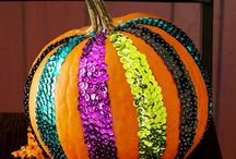 Pumpkin ideas  / by Emily Bieck