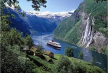This is Norway! / Nature, Modernity, and Excellent way of life.   Northern Lights, Fjords, Fishing, Forest Walks...  This is Norway! / by VISITEUROPE.com