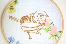 Embroidery and other crafts / by Laura