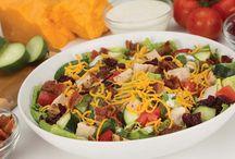Salads / by Earl of Sandwich