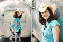 Cowboy Hat Themed Photoshoot / by Lori Wells
