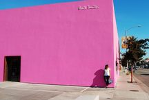 PINK! Decor & Places / Pink Decor  / by Only Ella