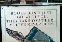 Libraries, book quotes, and other book-related things / by Kelly Veatch