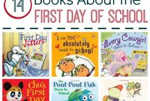 First Day of School / by Vanessa Easley