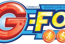VBS: G-Force (Cokesbury 2015) / by Stephanie Dunn