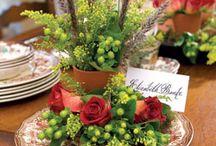 Floral Design / by Ladybug Wreaths, Nancy Alexander