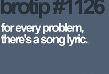 Great Lyrics / by Kari Cooper McKee