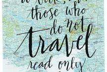 Travel / by Kyla Truesdell