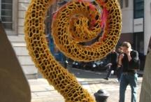 Yarn Bombing / by Krena Poole
