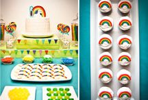 Rainbow Party / by Emily