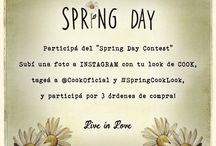 Spring Day Contest / by Cook oficial