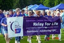 Relay for LIfe... / by Melissa Stuit