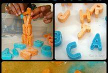 Pre K Alphabet Play / by Brandy Duke Shelton