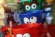 Sesame Street themed parties / by Eva Prime